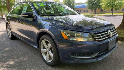 2012 Volkswagen Passat for sale at Chris Motors in Decatur GA