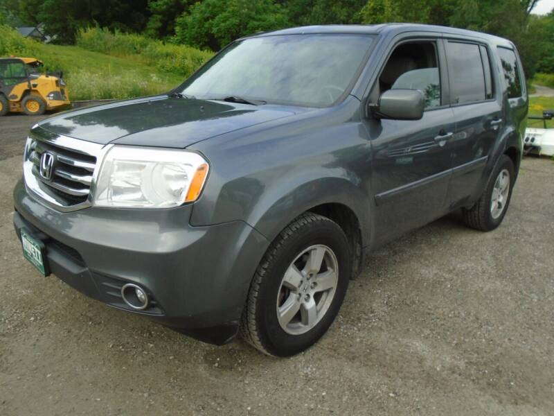 2013 Honda Pilot for sale at Wimett Trading Company in Leicester VT