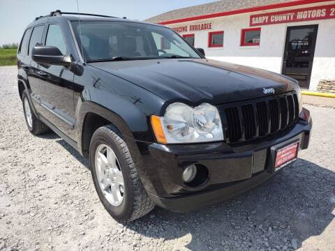 2007 Jeep Grand Cherokee for sale at Sarpy County Motors in Springfield NE