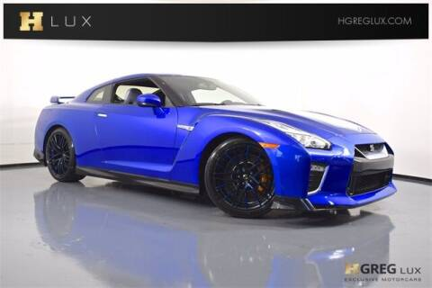 2020 Nissan GT-R for sale at HGREG LUX EXCLUSIVE MOTORCARS in Pompano Beach FL