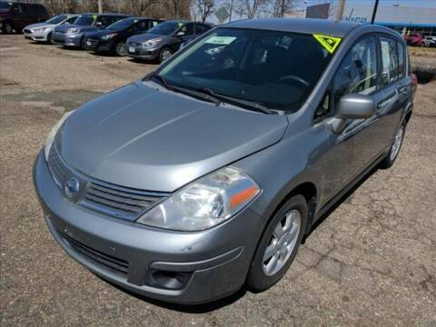 2007 Nissan Versa for sale at CHRISTIAN AUTO SALES in Anoka MN