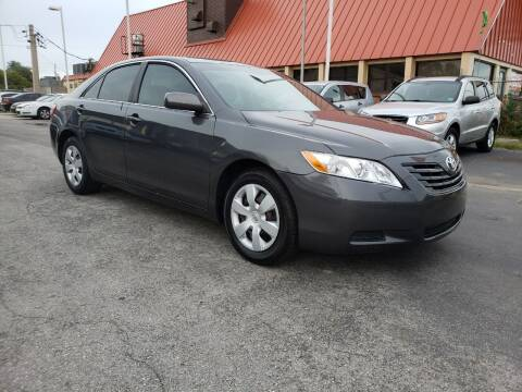 2009 Toyota Camry for sale at City Automotive Center in Orlando FL