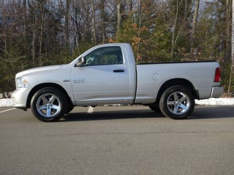 2014 RAM Ram Pickup 1500 for sale at Auto Mart in Derry NH