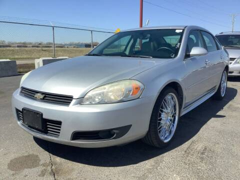 2009 Chevrolet Impala for sale at Affordable Mobility Solutions, LLC - Standard Vehicles in Wichita KS