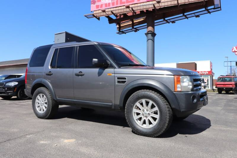 2008 Land Rover LR3 for sale at AutoLink in Dubuque IA