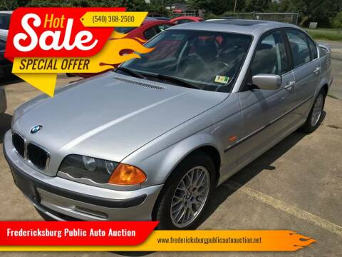 2000 BMW 3 Series for sale at FPAA in Fredericksburg VA
