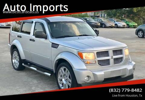2011 Dodge Nitro for sale at Auto Imports in Houston TX