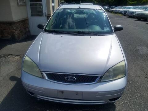2005 Ford Focus for sale at Wilson Investments LLC in Ewing NJ