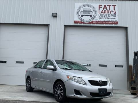 2009 Toyota Corolla for sale at Fatt Larry's Customs in Sugar City ID