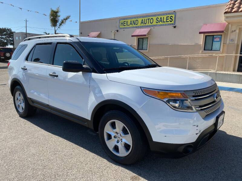 2014 Ford Explorer for sale at HEILAND AUTO SALES in Oceano CA