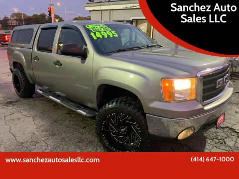 2007 GMC Sierra 1500 for sale at Sanchez Auto Sales LLC in Milwaukee WI