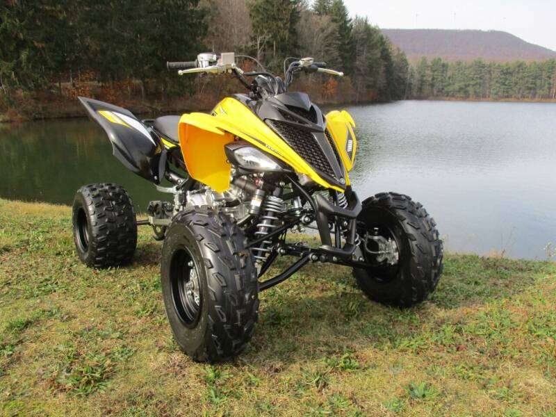 2016 Yamaha Raptor for sale at W.R. Barnhart Auto Sales in Altoona PA