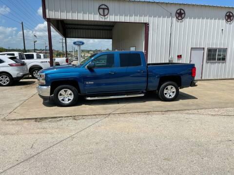 2018 Chevrolet Silverado 1500 for sale at Circle T Motors INC in Gonzales TX