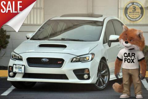 2016 Subaru WRX for sale at JDM Auto in Fredericksburg VA