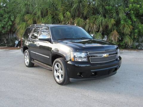 2012 Chevrolet Tahoe for sale at United Auto Center in Davie FL