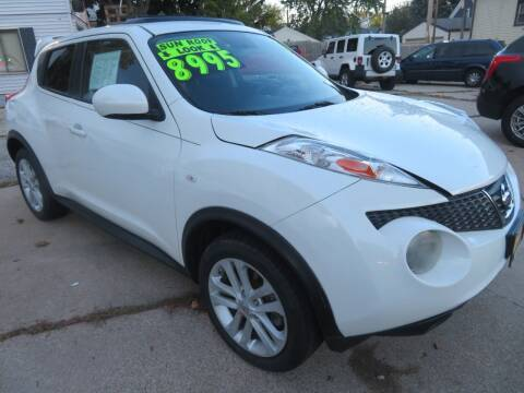 2013 Nissan JUKE for sale at Uno's Auto Sales in Milwaukee WI