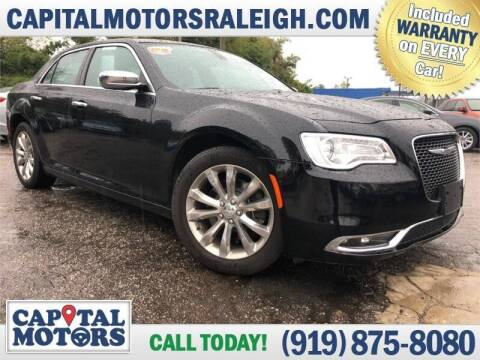 2018 Chrysler 300 for sale at Capital Motors in Raleigh NC