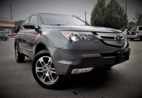 2008 Acura MDX for sale at A1 Group Inc in Portland OR