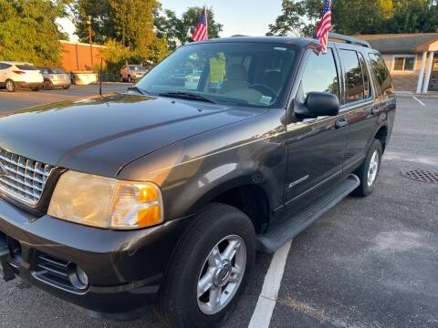 2005 Ford Explorer for sale at Primary Motors Inc in Commack NY