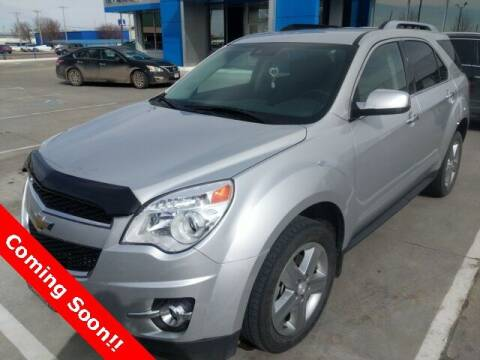 2015 Chevrolet Equinox for sale at Heath Phillips in Kearney NE