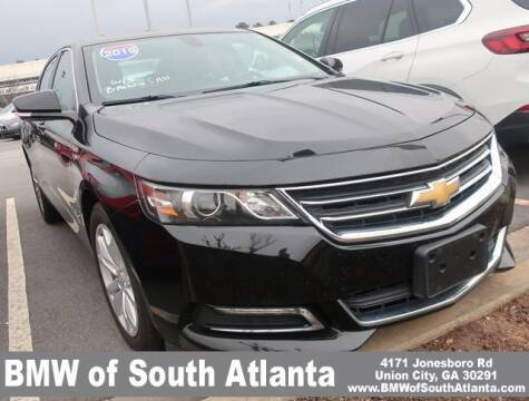 2019 Chevrolet Impala for sale at Carol Benner @ BMW of South Atlanta in Union City GA