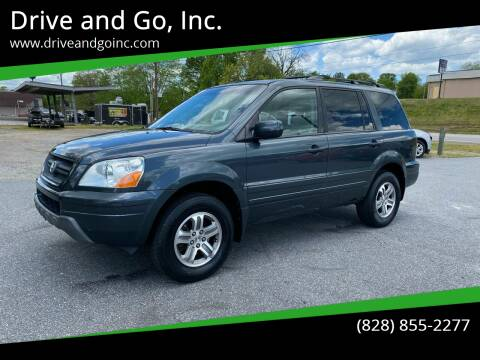 2003 Honda Pilot for sale at Drive and Go, Inc. in Hickory NC