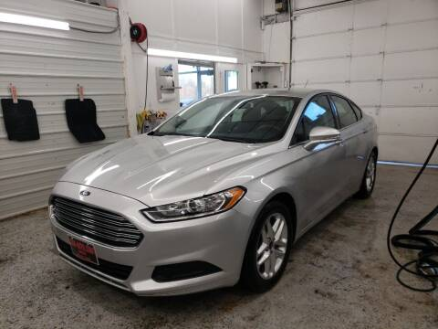 2013 Ford Fusion for sale at Jem Auto Sales in Anoka MN