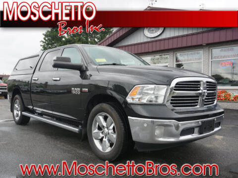 2017 RAM Ram Pickup 1500 for sale at Moschetto Bros. Inc in Methuen MA