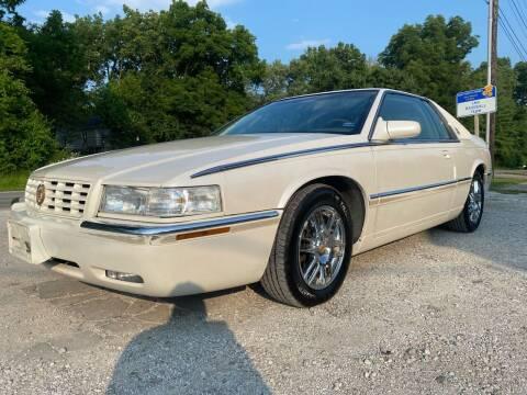 2000 Cadillac Eldorado for sale at Community Auto Sales & Service in Fayette MO