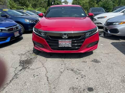2020 Honda Accord for sale at Nasa Auto Group LLC in Passaic NJ