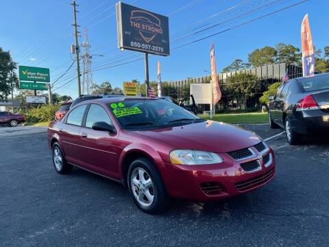 2006 Dodge Stratus for sale at The Strong St. Moses Auto Sales LLC in Tallahassee FL