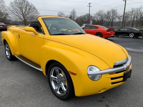 2004 Chevrolet SSR for sale at Hillside Motors in Jamestown KY