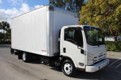 2014 Isuzu NPR-HD for sale at Truck and Van Outlet - All Inventory in Hollywood FL