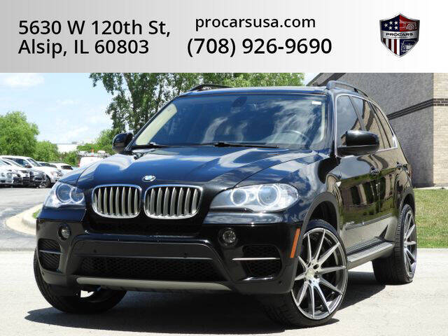 2013 BMW X5 for sale in Alsip, IL