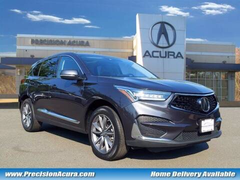 2020 Acura RDX for sale at Precision Acura of Princeton in Lawrence Township NJ
