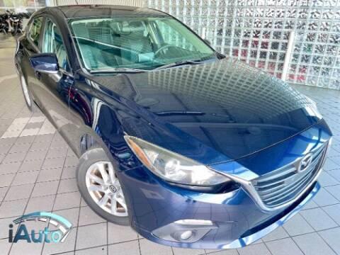 2015 Mazda MAZDA3 for sale at iAuto in Cincinnati OH