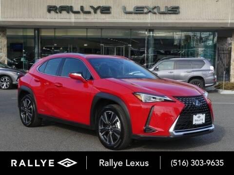 2020 Lexus UX 250h for sale at RALLYE LEXUS in Glen Cove NY