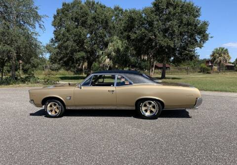 1967 Pontiac Le Mans for sale at P J'S AUTO WORLD-CLASSICS in Clearwater FL