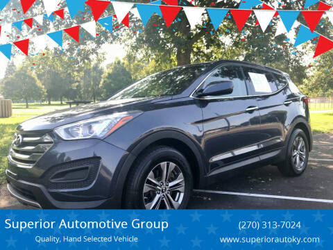 2014 Hyundai Santa Fe Sport for sale at Superior Automotive Group in Owensboro KY