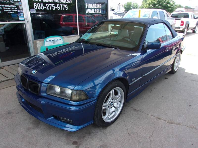 1999 BMW 3 Series for sale at World Wide Automotive in Sioux Falls SD