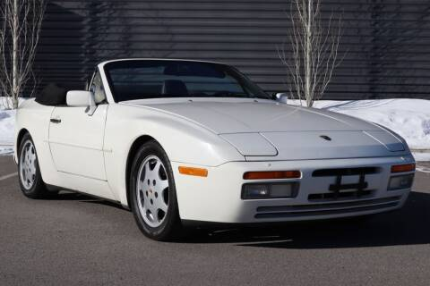 1990 Porsche 944 for sale at Sun Valley Auto Sales in Hailey ID