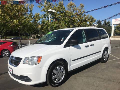 2015 Dodge Grand Caravan for sale at Autos Wholesale in Hayward CA