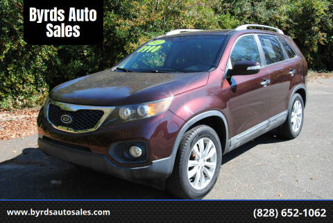 2011 Kia Sorento for sale at Byrds Auto Sales in Marion NC