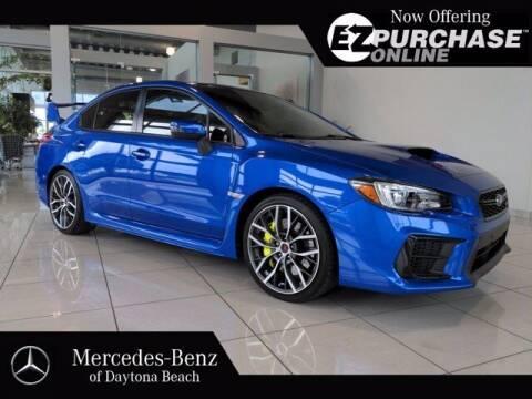 2020 Subaru WRX for sale at Mercedes-Benz of Daytona Beach in Daytona Beach FL