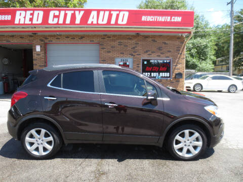 2015 Buick Encore for sale at Red City  Auto in Omaha NE
