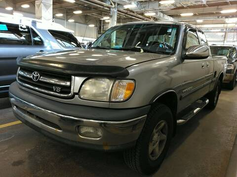 2002 Toyota Tundra for sale at Kansas Car Finder in Valley Falls KS