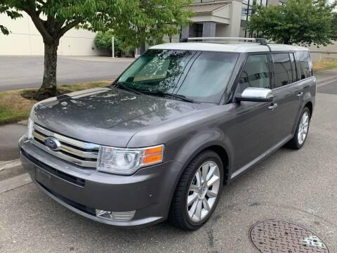 2010 Ford Flex for sale at Washington Auto Sales in Tacoma WA