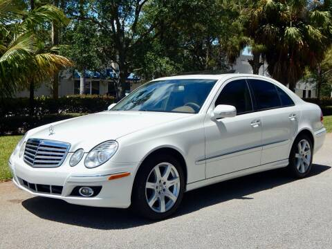 2007 Mercedes-Benz E-Class for sale at VE Auto Gallery LLC in Lake Park FL