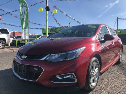 2017 Chevrolet Cruze for sale at 1st Quality Motors LLC in Gallup NM