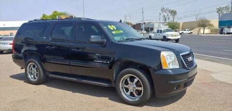 2007 GMC Yukon XL for sale at Advantage Motorsports Plus in Phoenix AZ